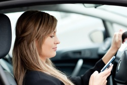 Cell Phone/Texting While Driving Violations
