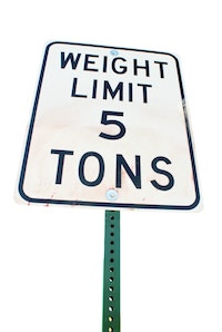 Overweight Truck Violations