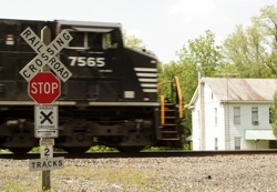 Railroad Crossing Offenses | Cook County, Illinois Railroad