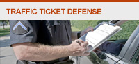 Traffic Ticket Defense